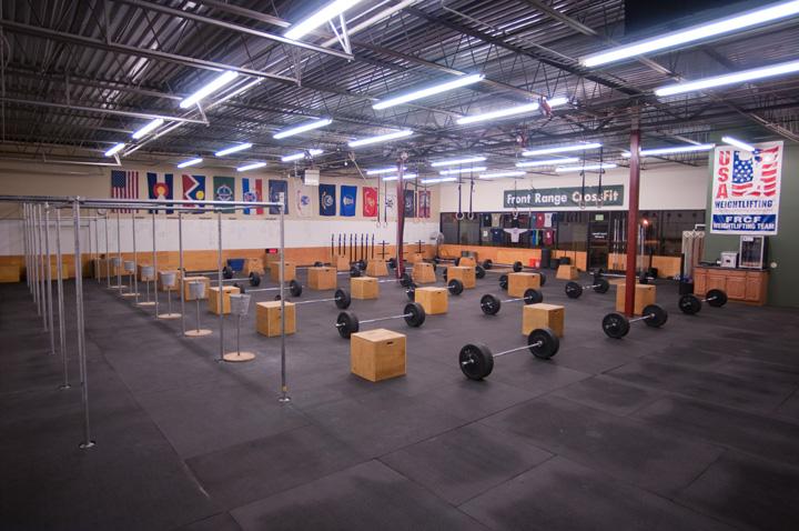 CrossFit Gym 2