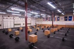 CrossFit Gym 1