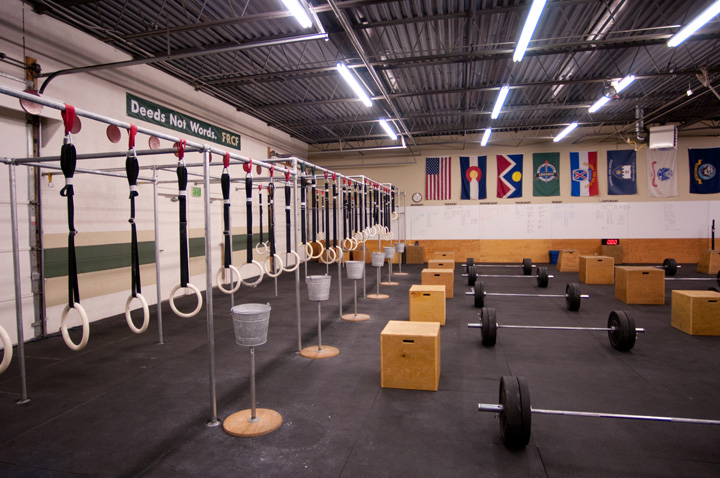 CrossFit Gym 4