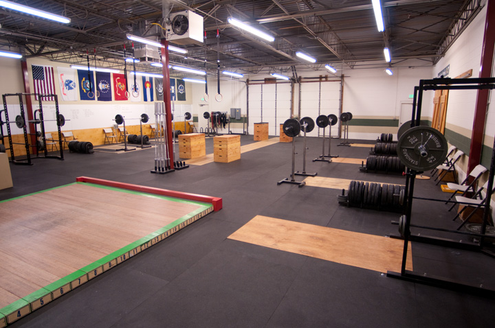 Weightlifting Room 1