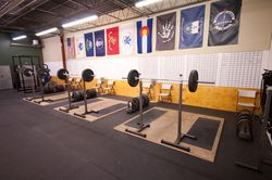 Weightlifting Room 4