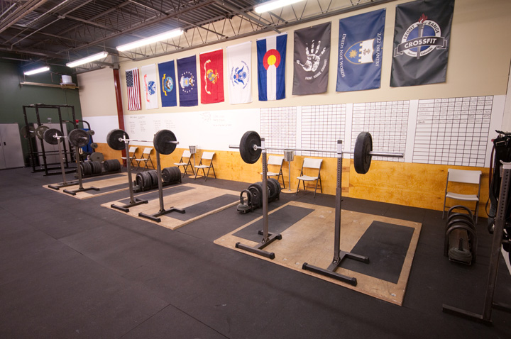 Weightlifting Room 4