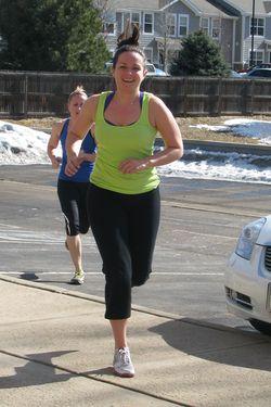 Amanda run