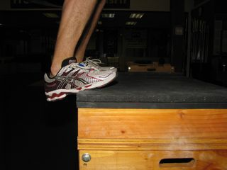 Lee and box jumps 008