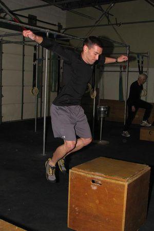 Lance jump