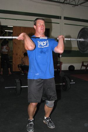 Kurt power clean