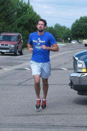 Patrick L run
