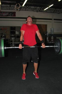 Roberto power clean 2