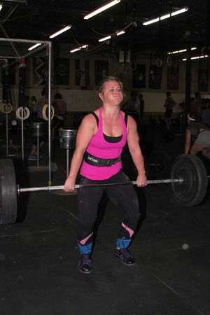 Lo power clean