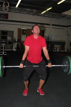 Roberto power clean 1