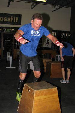 Scott box jump