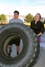 Tire Flip 2