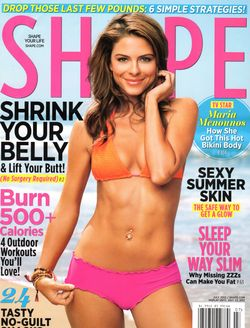 Shape Cover July 2012