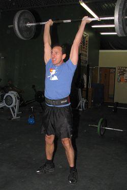 Gary G thruster