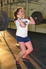 Chelsea power clean