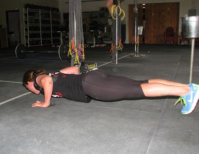 Jill pushup