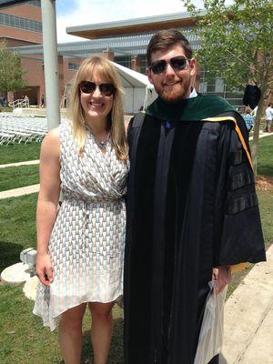 Alex Graduation