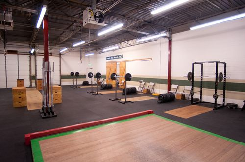 Weightlifting Room 2